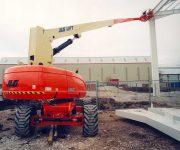 JLG 860 per costruzioni